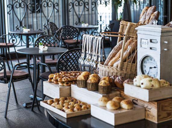 Boulangerie Rue D'or